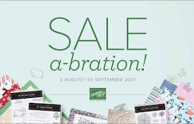 NEW!! Sale-a-Bration Brochure!