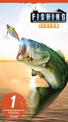 تحميل لعبة Fishing Season مهكرة للأندرويد