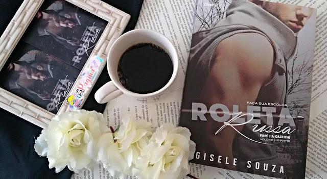 [Resenha] Roleta Russa | Gisele Souza