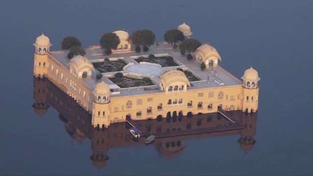 Jal Mahal Tourism Monuments Place in Jaipur Rajasthan