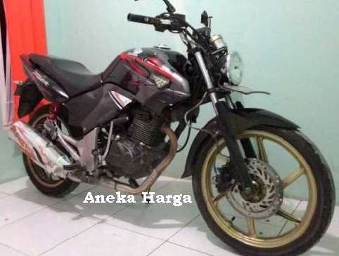 Harga Motor Honda Tiger Seken Lengkap