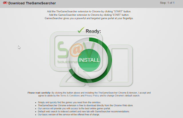 TheGameSearcher (Adware)