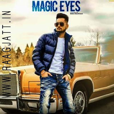 Magic Eyes by Aman Ghuman lyrics