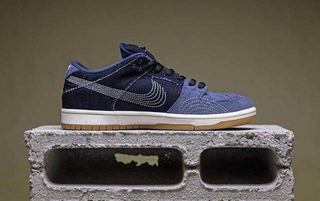 Nike SB Dunk Low Denim Gum Now Available