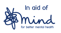 Logo for the charity Mind