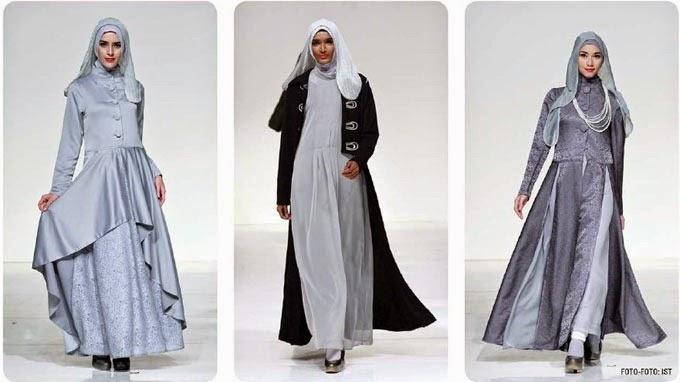 Trend Baju Blazer Muslim Terbaik 2016