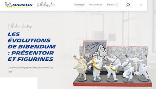 Collectors Michelin