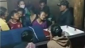 Video: Jenazah Ayah Datang, 7 Anak Rianto Simbolon Menangis Histeris