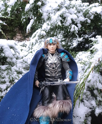 Mattel Ken Doll King of the Crystal Cave Faraway Forest