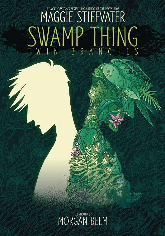 Cover of Swamp Thing: Twin Branches Tp
