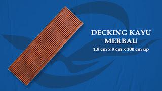 harga lantai kayu decking merbau