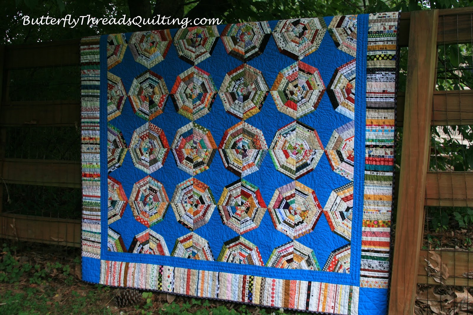 Butterfly Threads: Selvage Quilts   my not so secret addiction