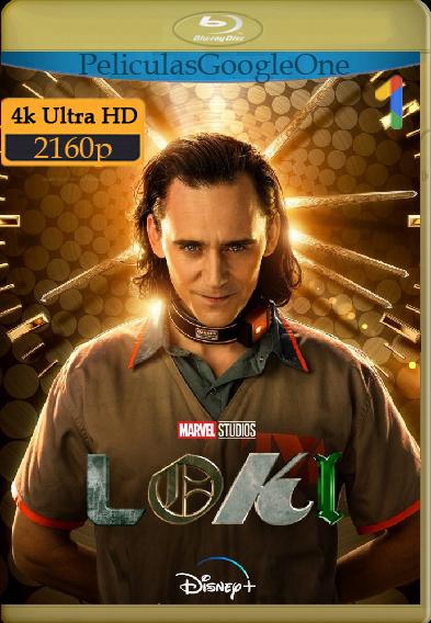 Loki Temporada 1 (2021) DSNP [4K-HDR] [Latino-Ingles] [GoogleDrive]