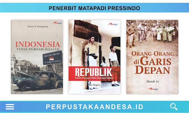 Daftar Judul Buku-Buku Penerbit MataPadi Pressindo