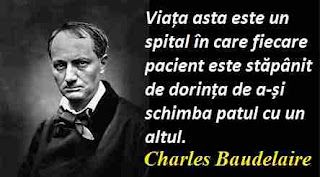 Maxima zilei: 9 aprilie - Charles Baudelaire