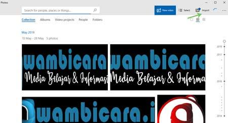 cara membuat video dari gambar dan musik dengan aplikasi foto di windows 10