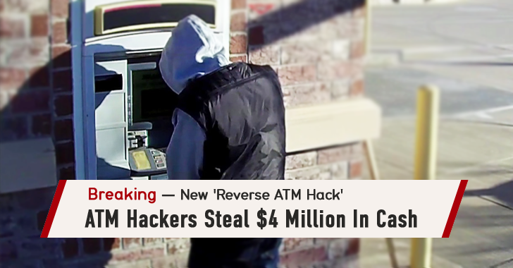 ATM hacking Articles, News, and Analysis – The Hacker News