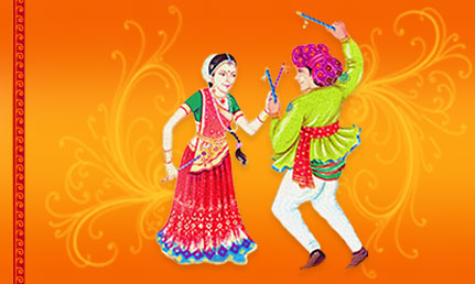 Happy Navaratri Dandiya Song Free Download