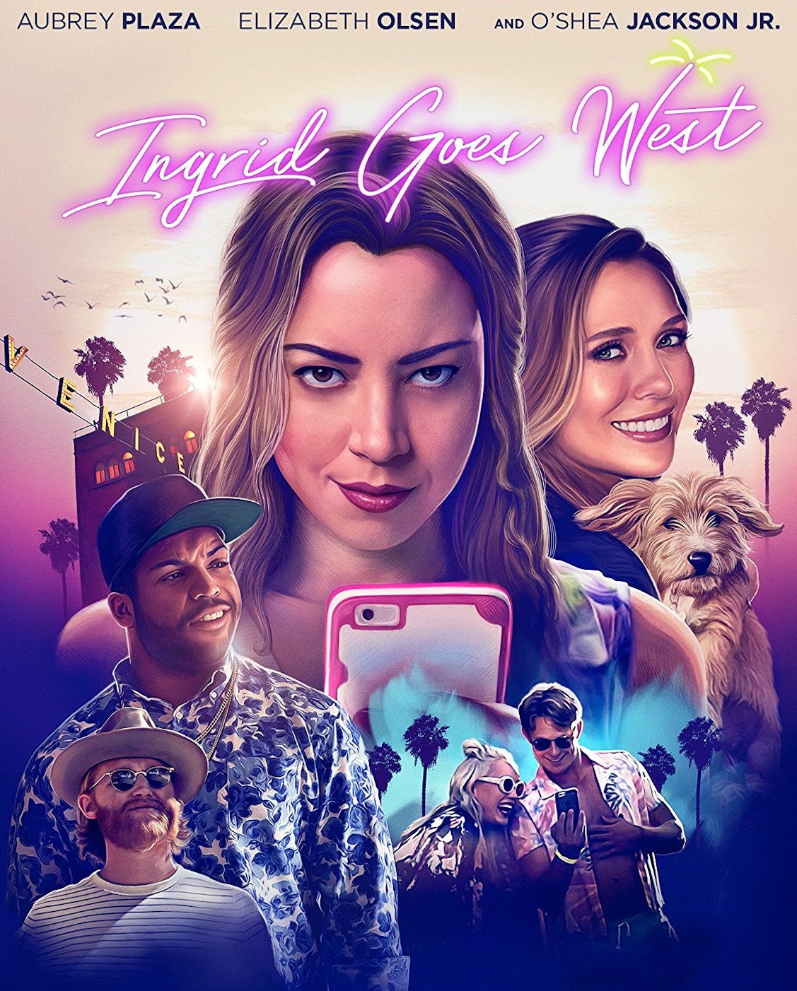 Ingrid Goes West [2017] [DVDR] [NTSC] [CUSTOM BD] [Latino]
