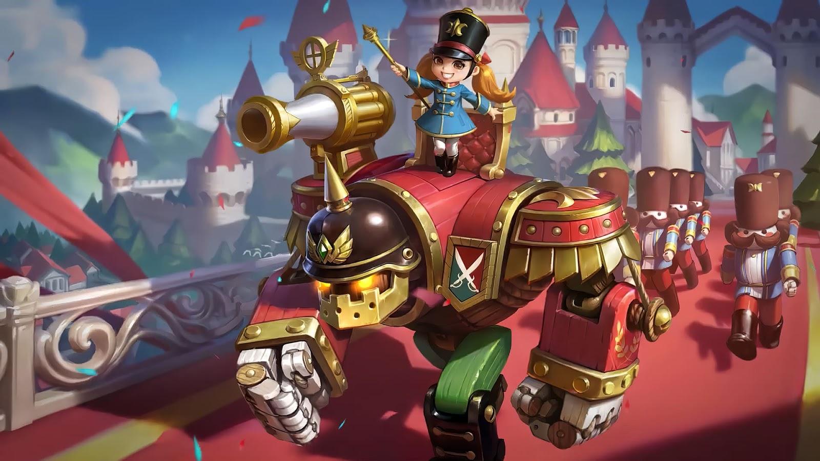 Wallpaper Jawhead The Nutcracker Skin Mobile Legends HD for PC
