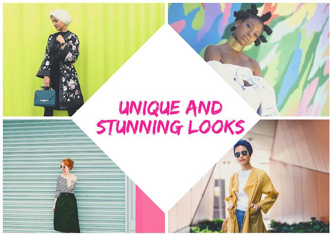 Unique and Stunning Looks For Girls – Trendy Fashion