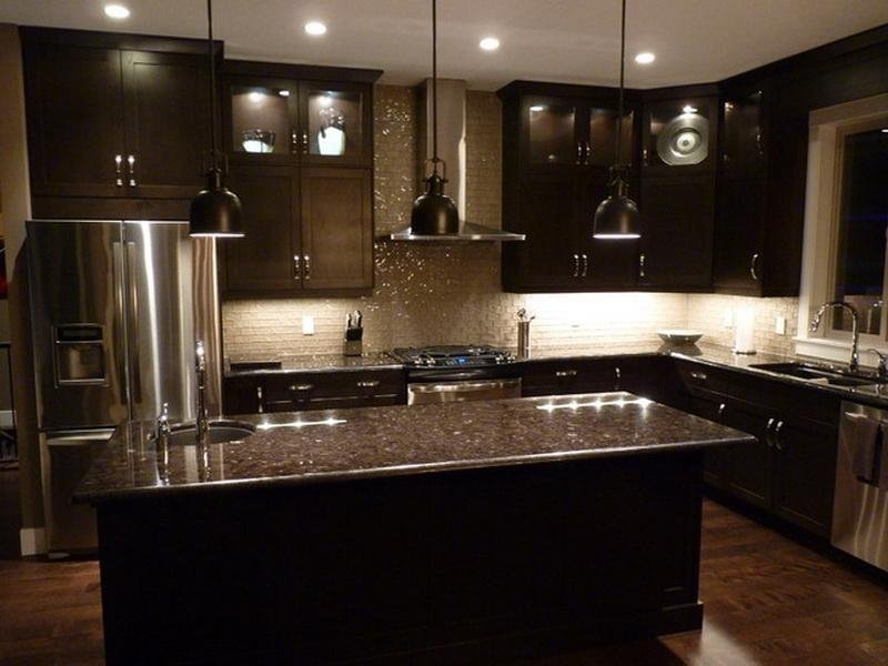 Brown Kitchen Secrets Selection Of Furniture And Decoration