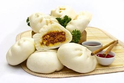 Resep Bakpao Isi Daging Ayam  Enak dan Empuk