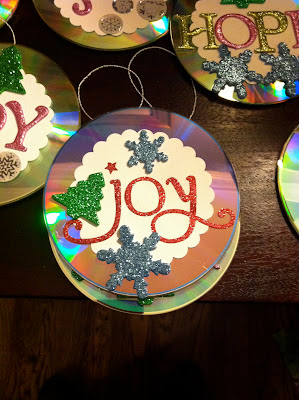 old cd craft ideas a few pieces ornaments the can make 5045