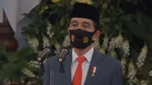 HUT Bhayangkara, Jokowi Ingatkan Polisi Keselamatan Rakyat yang Utama