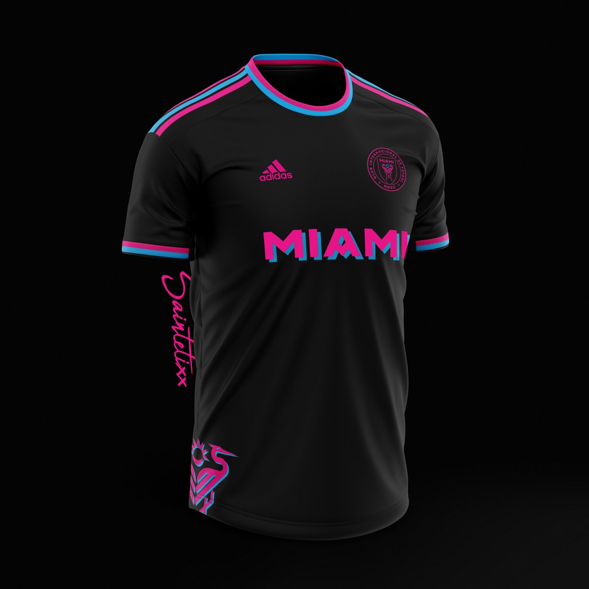 low priced 5b60b 83f93 4 Adidas Inter Miami CF 2020 Concept Kits By Saintetixx ...