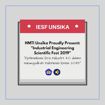 IESF Unsika 2019