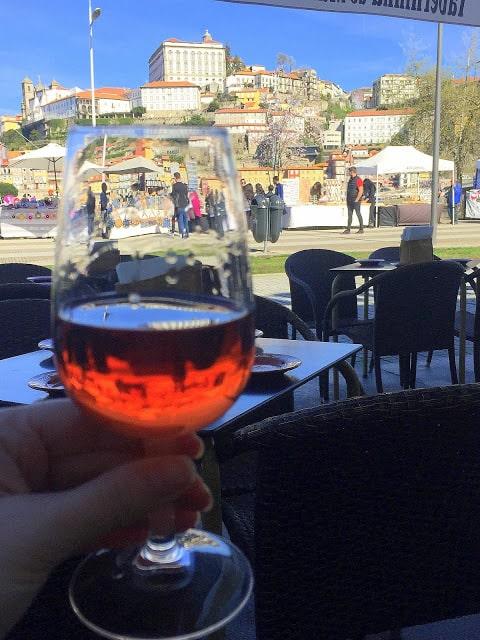 viagem porto portugal