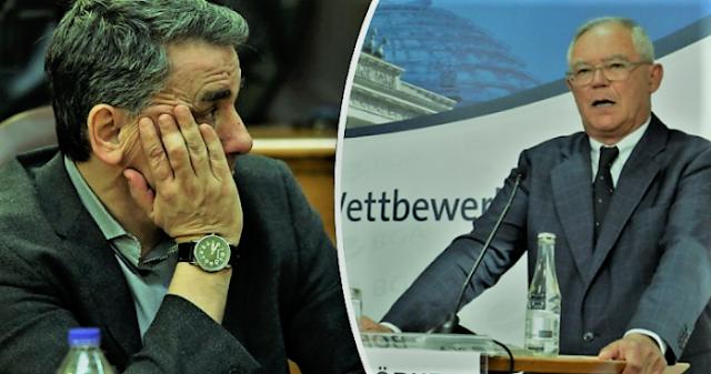 Οι ευρωεκλογές, η γερμανική Ευρώπη και τα εγχώρια παραμύθια