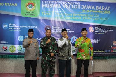 LDII Jawa Barat : Bela Negara Untuk Masyarakat Jawa Barat Yang Pancasilais Dan Bertaqwa