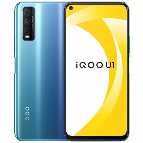 IQOO officially released iQOO U1 with a 120Hz refresh rate