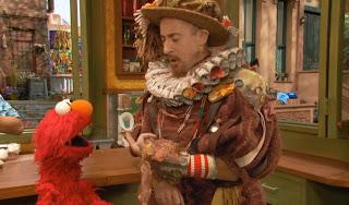 Sesame Street Mucko Polo