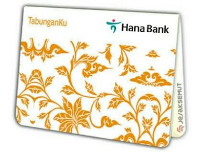 tabunganKu Hana Bank