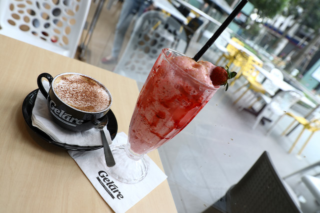 Coffee & Beverages - It's there to PICK YOU UP! (Gelāre, 1Mont Kiara)