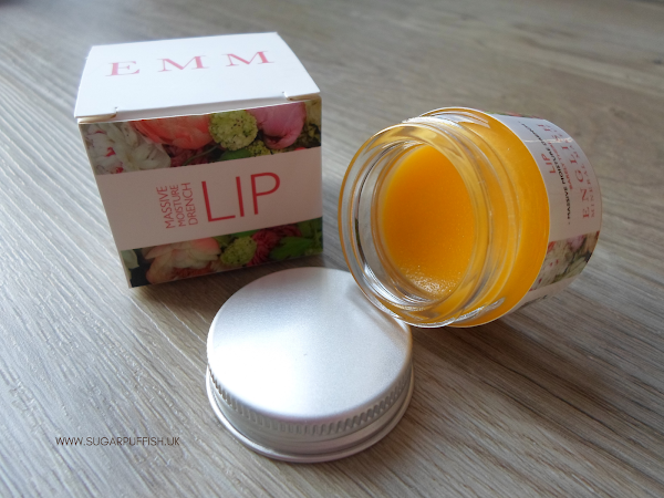 Review The English Mineral Makeup Company Lip Massive Moisture Drench (Barely There)