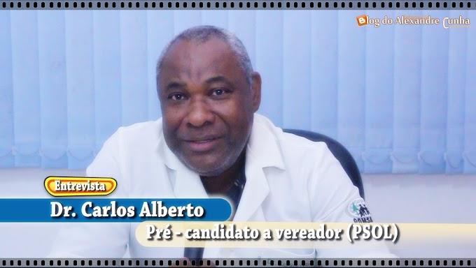 EXCLUSIVO! A pedido de amigos Dr. Carlos Alberto lança seu nome a pré-candidato a vereador de Chapadinha