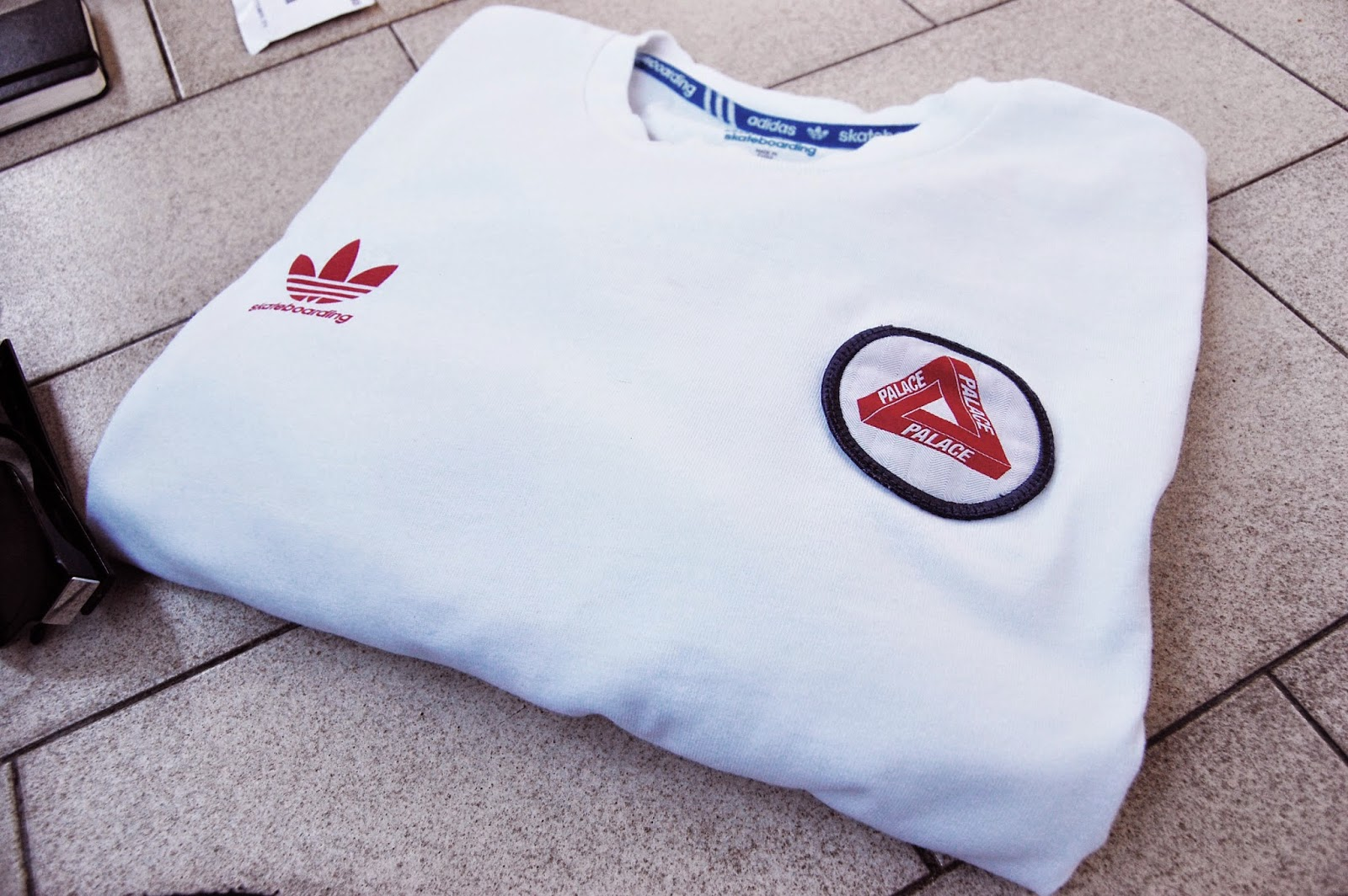 best service c3d5d 635e5 Do you remember the first collab between Adidas skateboarding and Palace  skateboards