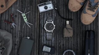 Inspired From the Moon, Smartwatch LunaR Use Sunlight As a Resource