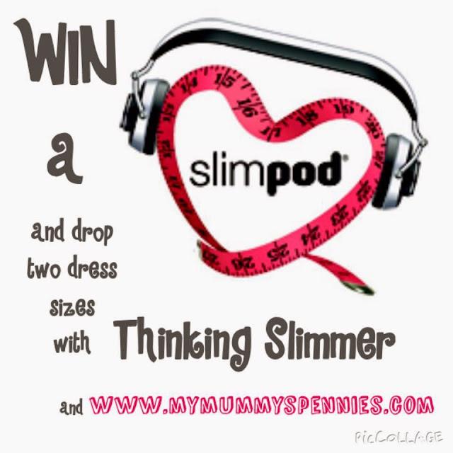 Toutes les informations minceur |  Penser plus mince? # Gagnez un Slimpod!