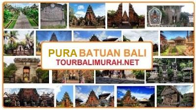Pura Batuan Bali, Rock Temple Bali