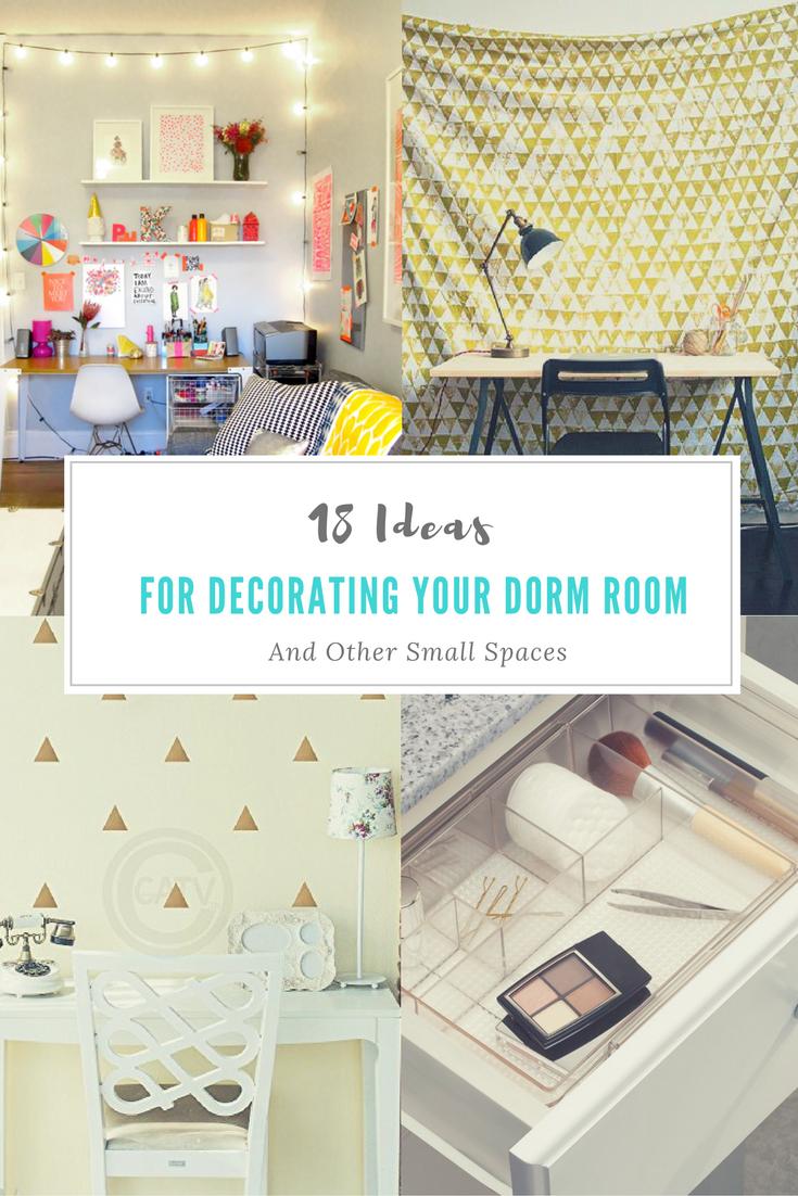Decorate A Dorm Room Door