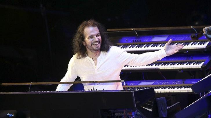 Yanni Akan Konser di Candi Prambanan, Ini Harga Tiketnya