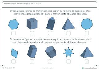 fichas de matemática para quinto de educación primaria 2