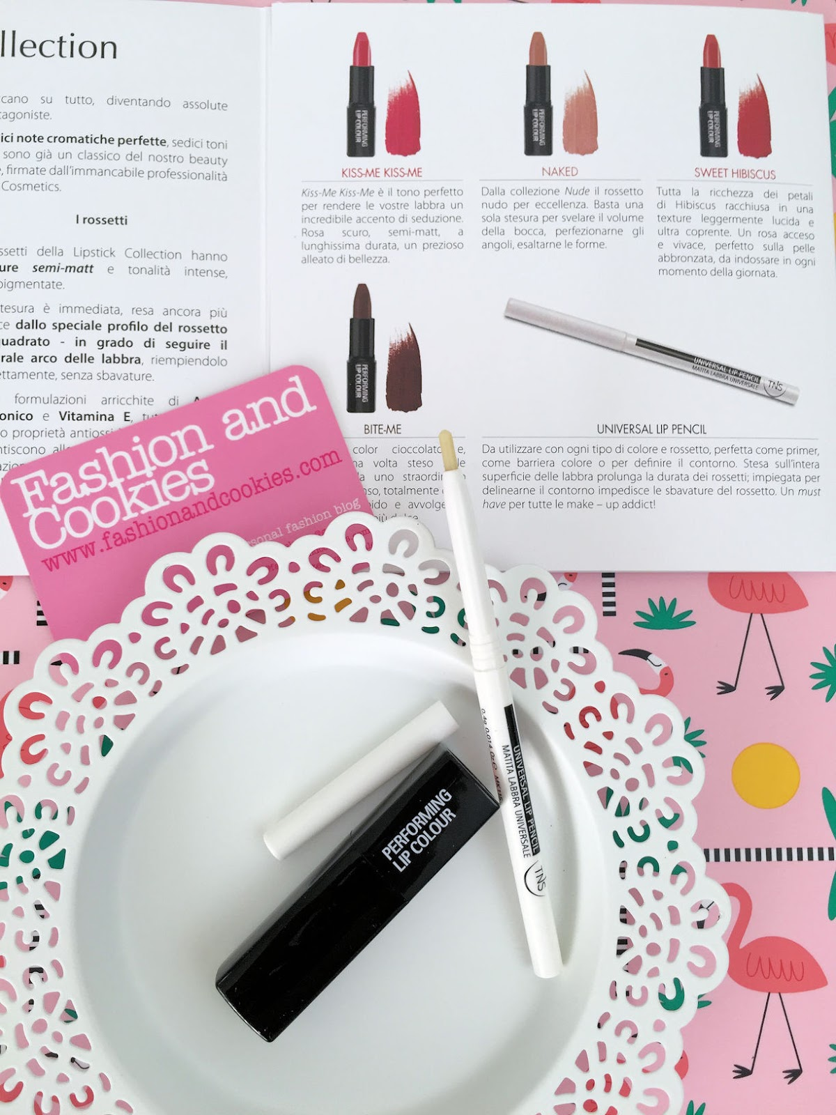 Universal Lip Pencil review on Fashion and Cookies beauty blog, beauty blogger