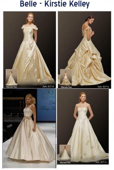Kirstie kelly disney wedding dresses wedding disney wedding dresses kirstie kelly belle overlay junglespirit Choice Image