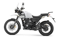 Royal Enfield Himalayan (2016) Side